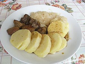 Rezepte aus Tschechien, Tschechische Küche